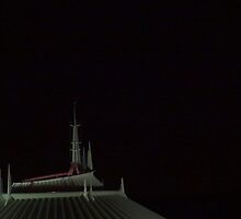 Space Mountain by Katietrs