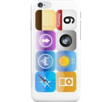 iPhone Cover White iPhone Case/Skin