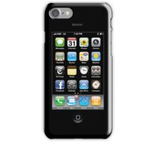 iPhone Cover Black iPhone Case/Skin