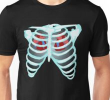 Timelord X-Ray Unisex T-Shirt