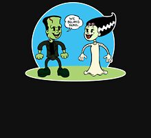 Frankenstein: We Belong Dead Unisex T-Shirt