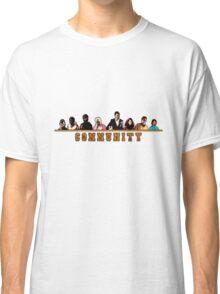 Greendale Halloween (Season 2) - Community  Classic T-Shirt