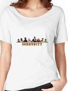 Greendale Halloween (Season 2) - Community  Women's Relaxed Fit T-Shirt