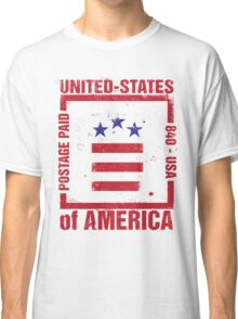 Postage Paid USA Classic T-Shirt