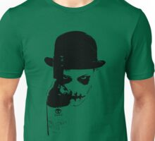Sinister Chap With Gutter Juice Unisex T-Shirt