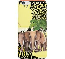 Elegant Rendezvous by Ro London - Menagerie Collection iPhone Case/Skin