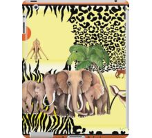 Elegant Rendezvous by Ro London - Menagerie Collection iPad Case/Skin