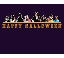 Greendale Halloween (Season 2) - Happy Halloween Photographic Print