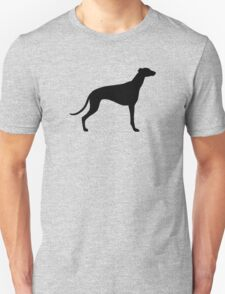 Greyhound Silhouette(s) T-Shirt