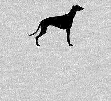 Greyhound Silhouette(s) Unisex T-Shirt