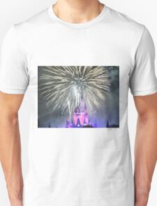 Fourth Of July Concert In The Sky T-Shirt