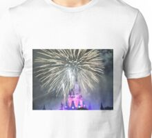 Fourth Of July Concert In The Sky Unisex T-Shirt