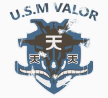 USM Valor Scratched by Adam Angold