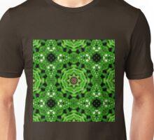 Maidenhair fern mandala Unisex T-Shirt
