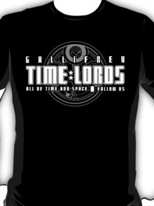 Gallifrey Time Lords T-Shirt