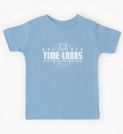 Gallifrey Time Lords Kids Tee