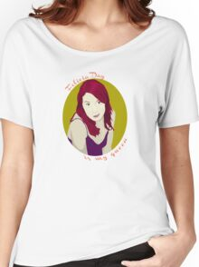 Felicia Day is My Queen Women's Relaxed Fit T-Shirt