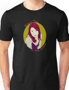 Felicia Day is My Queen Unisex T-Shirt