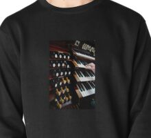 Organist and keyboards Pullover