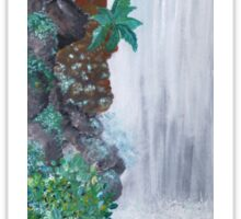 The Waterfall Sticker