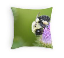The Art Of Foraging Throw Pillow