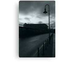 Another Brick in the (Berlin) Wall Canvas Print