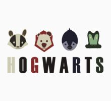 Hogwarts Animals by jancarlob