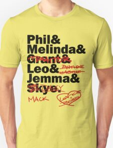 We are Agents of S.H.I.E.L.D. Season 2 T-Shirt