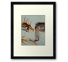 Beowulf Framed Print
