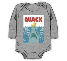 Quack Duck Parody One Piece - Long Sleeve