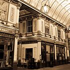 LeadenHall Market London Antique Look Image by DavidHornchurch