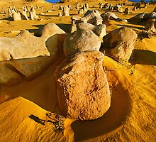 Nambung National Park, WA by Kevin McGennan
