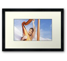 Instrument of Heaven Framed Print