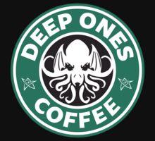 Deep Ones Coffee by Bizarro Tees