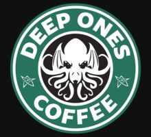 Deep Ones Coffee by thecreep