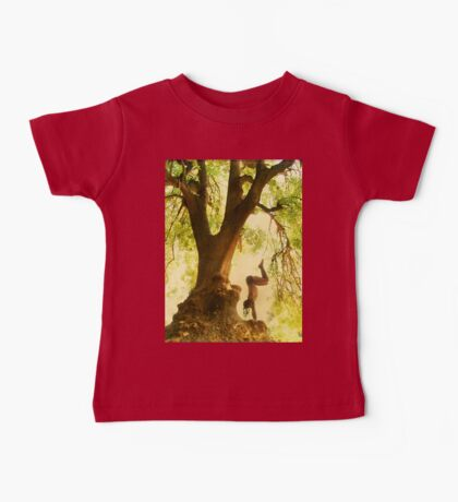 Handstand by the tree tshirt Baby Tee