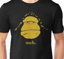 Meh Gorilla Unisex T-Shirt