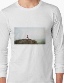 Yoga 7 Calendar Long Sleeve T-Shirt