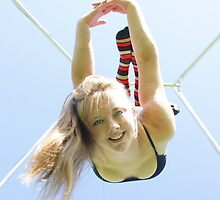 Trapeze Over Norway by Dancing in the Air ®