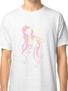 Flowery Flutter Classic T-Shirt