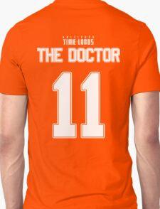 Team Smith (The Doctor Team Jersey #11) Unisex T-Shirt