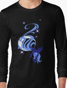 Moon Shade Long Sleeve T-Shirt