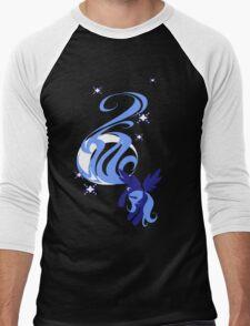 Moon Shade Men's Baseball ¾ T-Shirt