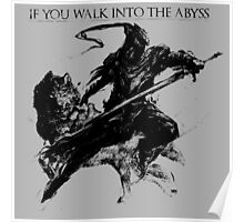 Artorias of the Abyss Poster