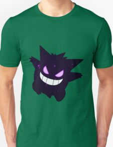 pokemon gengar space anime mangashirt T-Shirt