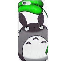 Totoro Raindrop iPhone Case/Skin