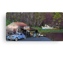 Parker, Florida Canvas Print