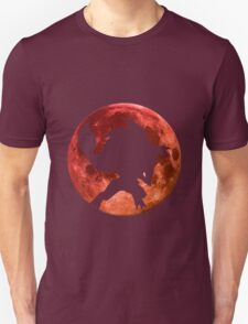 pokemon zoroark moon anime manga shirt T-Shirt