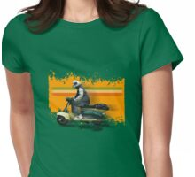 turismo veloce - tv175 Womens Fitted T-Shirt