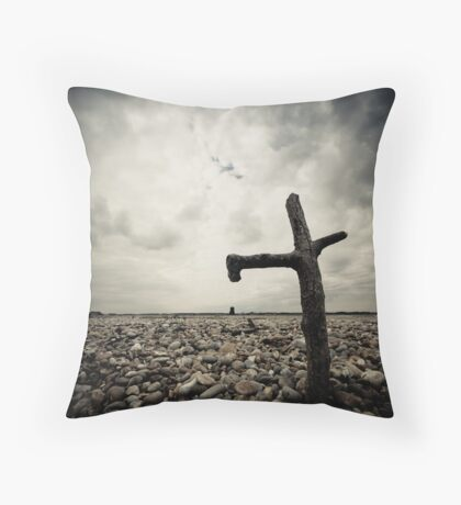If Thou Wert Dead Throw Pillow